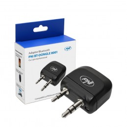 Adaptor Bluetooth PNI BT-DONGLE 8001 compatibil statie radio CB PNI HP 8001L 2 pini mufa Kenwood