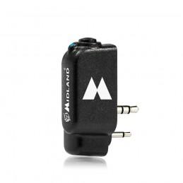 Adaptor Bluetooth Midland WA-DONGLE compatibil statii radio CB, portabile 2 pini