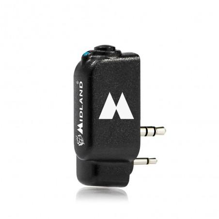 Adaptor Bluetooth Midland WA-DONGLE K compatibil statii radio portabile 2 pini tip Kenwood