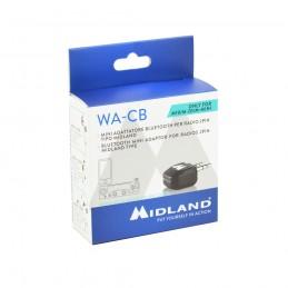 Adaptor Bluetooth Midland WA-CB statii radio CB 2 pini
