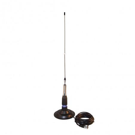 Antena CB PNI ML160 lungime 155 cm magnet 145 mm inclus