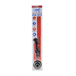 Antena CB PNI S75 fluture, magnet 125mm inclus