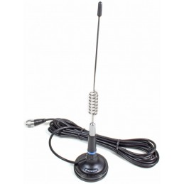 Antena CB Midland LC29, lungime 29cm magnet inclus