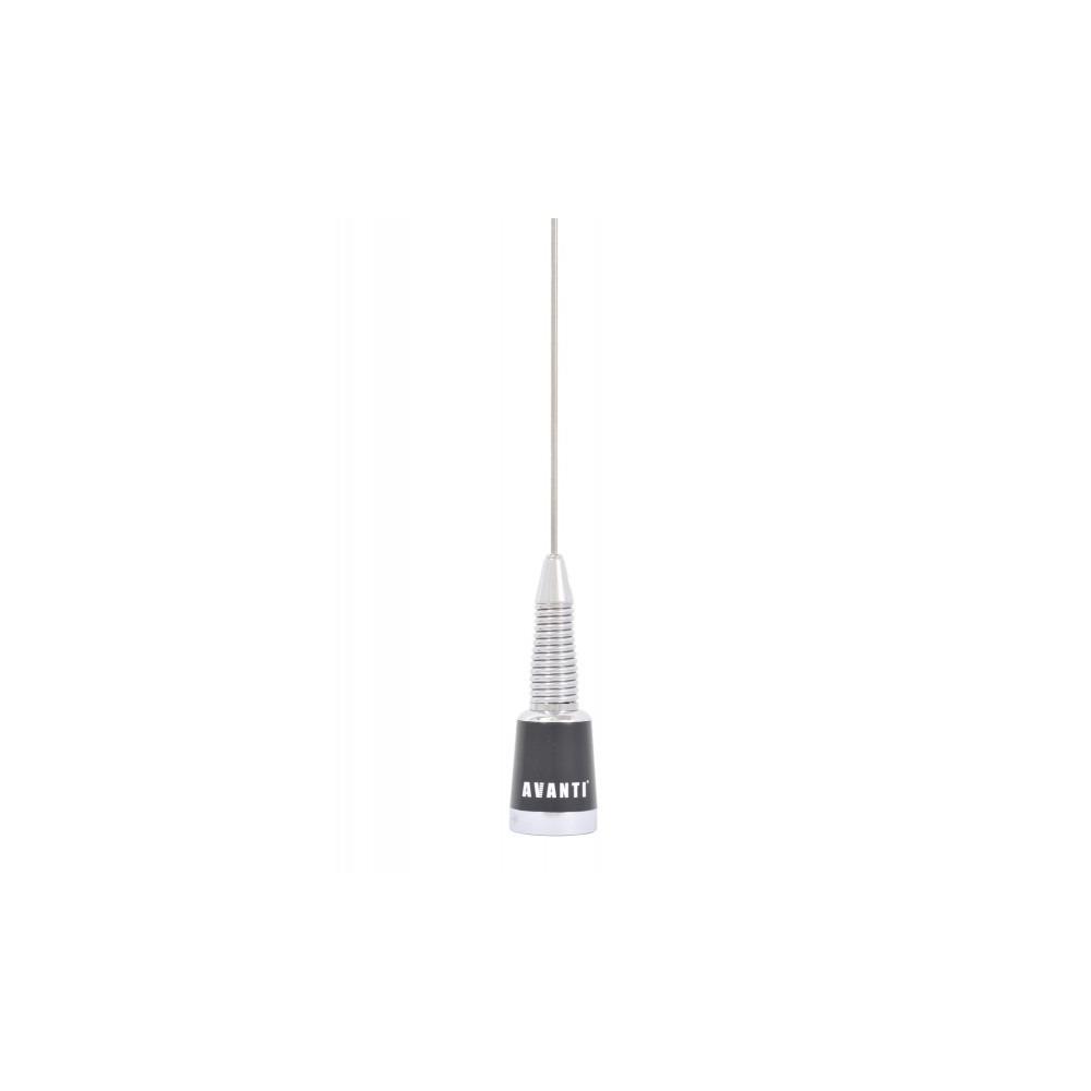 Antena statie radio taxi, Avanti VHF3, 1,45 m. fara montura magnetica, lungime antena: 1,45 m.