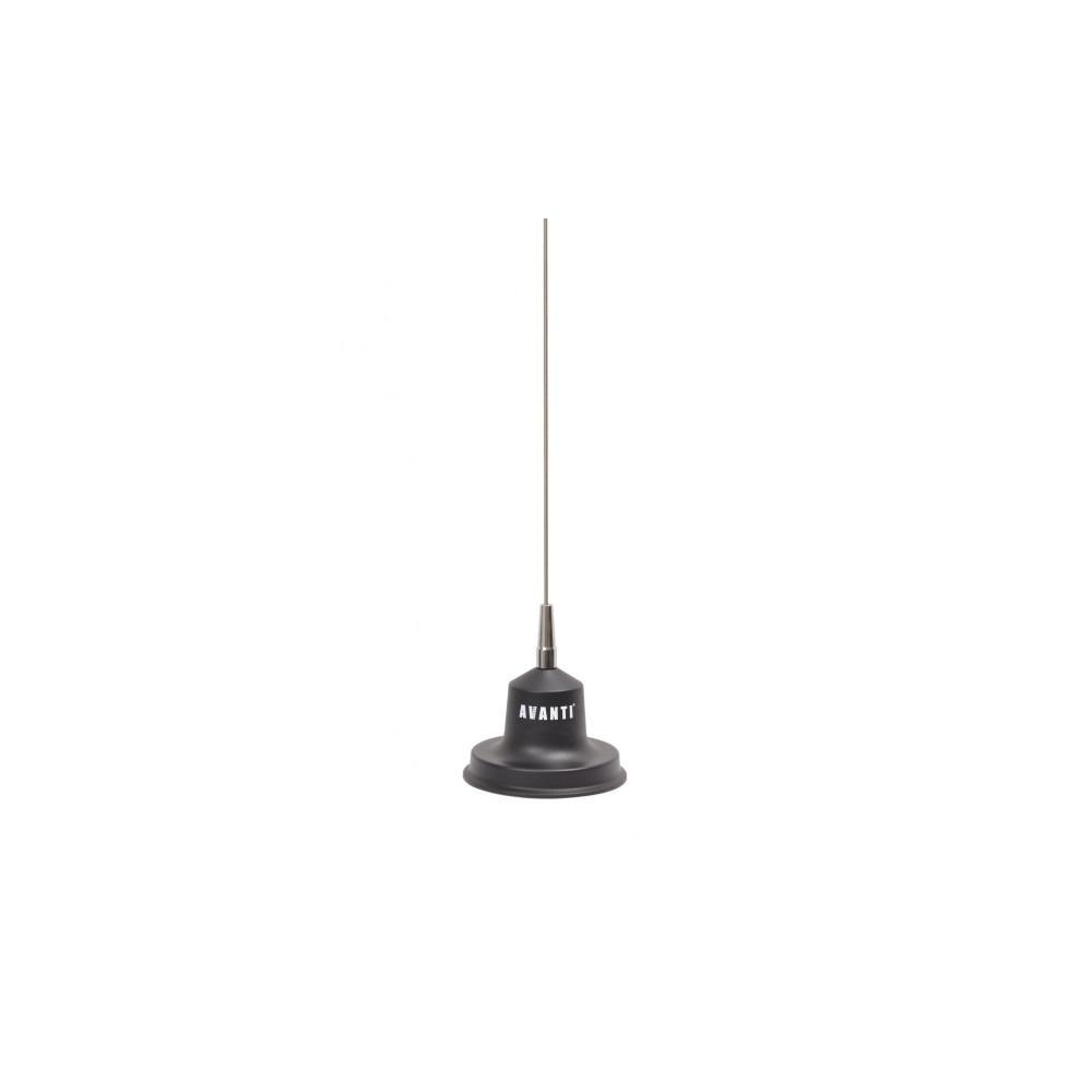 Antena statie radio taxi, Avanti VHF4, 1,45 m. cu montura magnetica incorporata, lungime antena: 1,3 m.