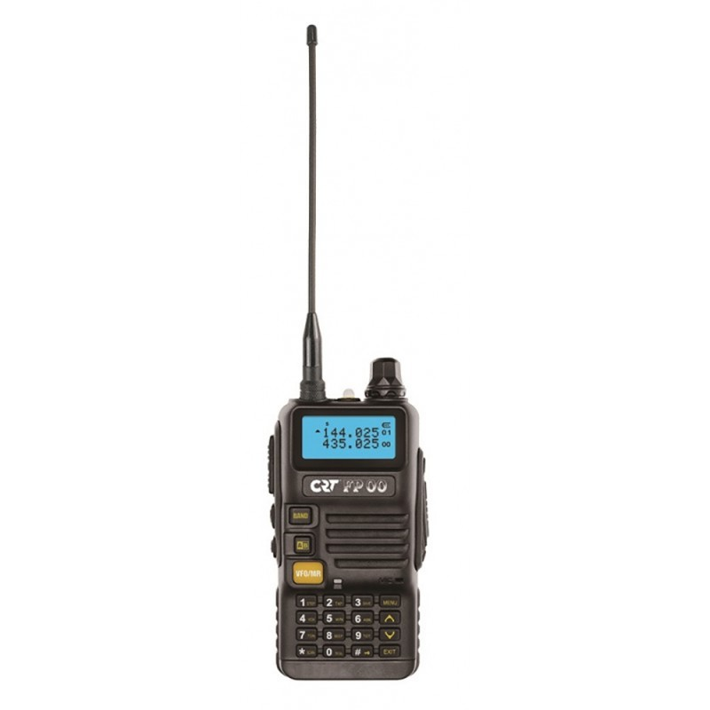 Statie radio taxi VHF/UHF portabila CRT FP00 dual band 136-174 si 400-470 MHz