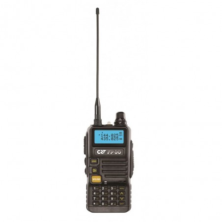 Statie radio taxi portabila CRT FP00 dual band VHF 136-174 UHF 400-520 MHz