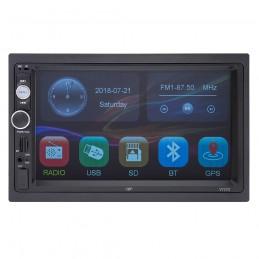 Navigatie multimedia PNI V7270 2 DIN cu GPS MP5, touch screen 7 inch, radio FM, Bluetooth, Mirror Link, AUX, USB, microSD