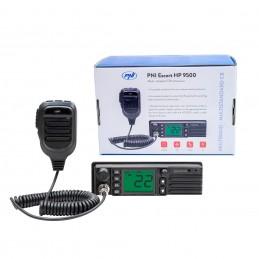 Statie radio CB PNI Escort HP 9500 ASQ reglabil VOX 4W AM-FM alimentare 12V/24V