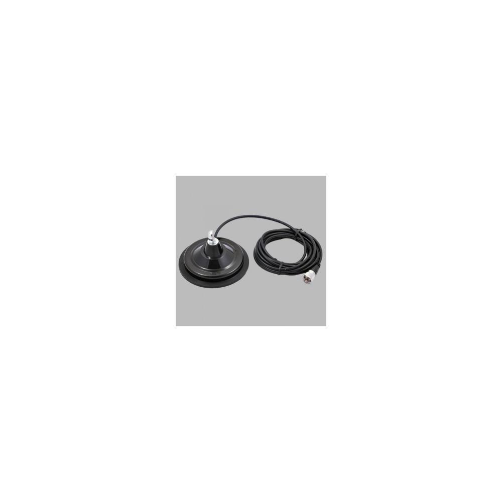 Magnet Storm 125 mm, mufa DV, 12.5 cm diametru, cablu 4 m