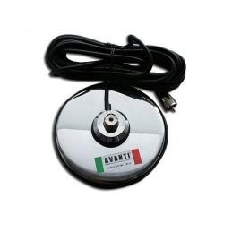 Magnet Avanti 145C, mufa PL, 14 cm diametru, cablu 5.2 m