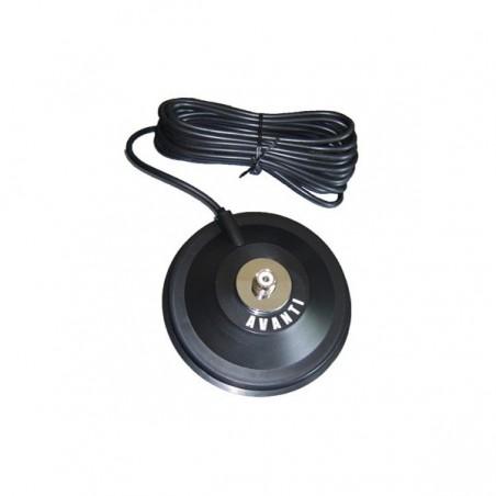 Magnet Avanti 145B, mufa PL, 14.5 cm diametru, cablu 5.2 m