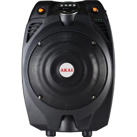 Boxa portabila activa Akai SS022A-X6 putere 30 W RMS Bluetooth USB SD Aux