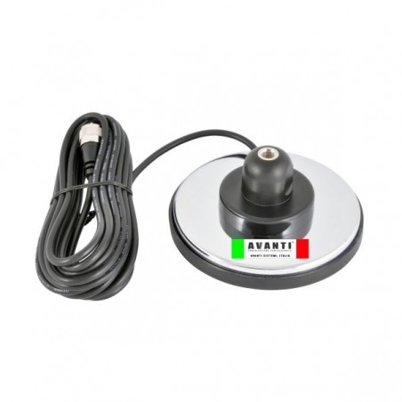 Magnet Avanti Forza 145 CT, 14.5 cm diametru, cablu 5.2 m