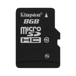 Card memorie Kingston MicroSDHC 8GB Class 10