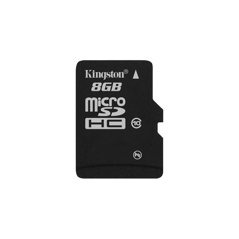 Card memorie Kingston MicroSDHC 8GB Class 10