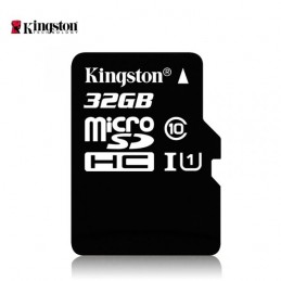 Card memorie Kingston MicroSDHC, 32GB, Class 10