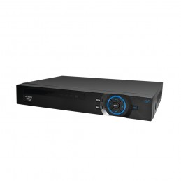 Kit supraveghere video PNI House - NVR 16CH 1080P si 2 camere PNI IP2DOME 1080P varifocale