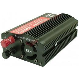 Invertor de tensiune 400W DC/AC de la 12V la 220V