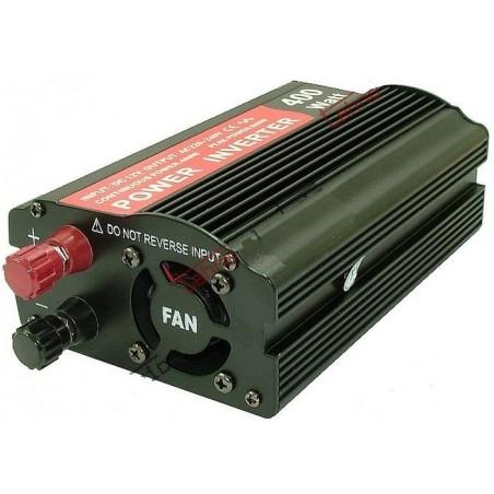 Invertor tensiune 400W DC/AC 12V-220V