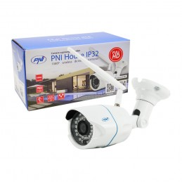 Camera supraveghere video PNI House IP32 2MP 1080P wireless cu IP de exterior si interior si slot microSD, mod noapte