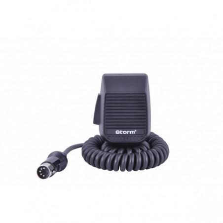 Microfon statie radio, condensator, Storm Discovery, Defender , 5 pini