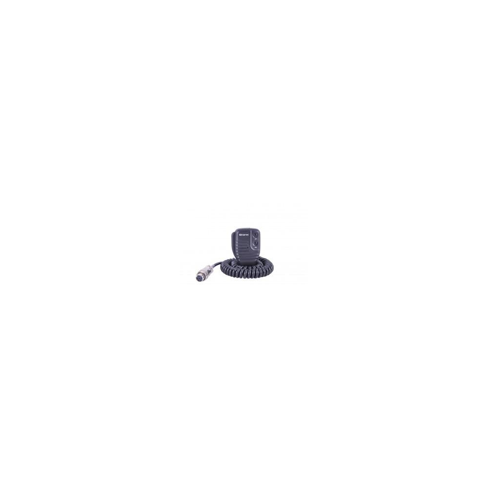 Microfon statie radio, condensator, Storm Matrix, 6 pini