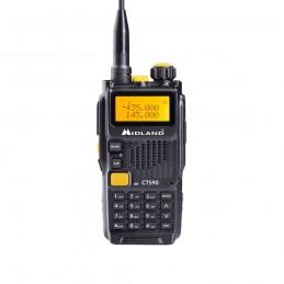 Statie radio taxi radioamator VHF/UHF portabila Midland CT590S dual band