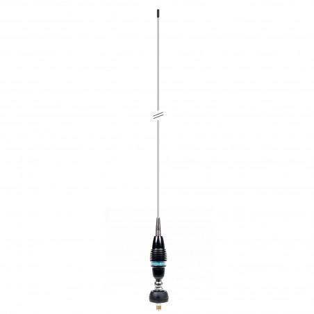 Antena statie radio CB President Oregon 500W Pep 155 cm