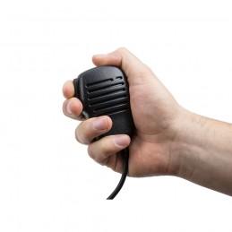 Microfon Albrecht SM 500 cu 2 pini pentru statii portabile difuzor incorporat