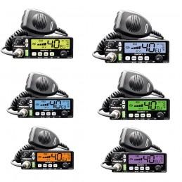 Statie radio CB President BARRY II ASC AM/FM, Roger Beep, NB, ANL, Port USB, VOX, 12V/24V