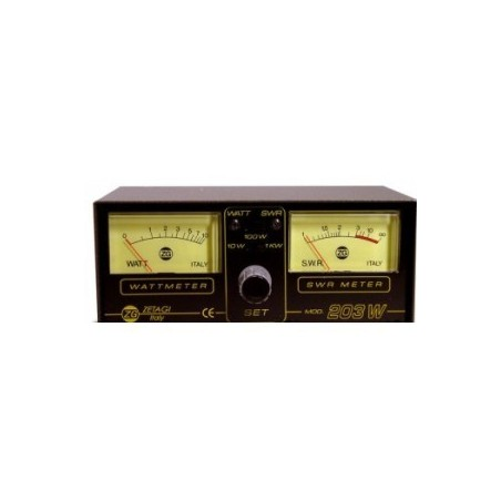 Reflectometru statii radio, Zetagi 203