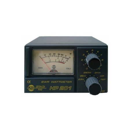 Reflectometru statii radio, Zetagi 201
