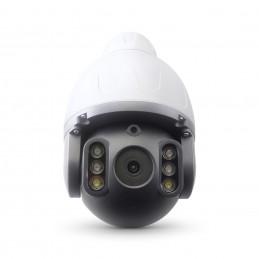 Camera supraveghere video PNI SafeHome PTZ382 1080P WiFi, control prin internet, aplicatie dedicata Tuya Smart