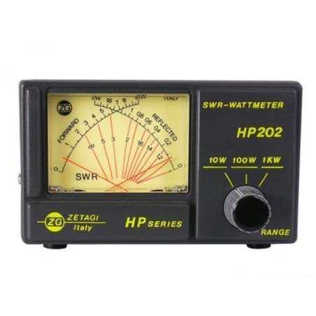 Reflectometru statii radio, Zetagi HP 202