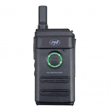 Statie radio portabila PNI PMR R10 PRO, 446MHz,0.5W, Monitor, Scan, coduri CTCSS DCS