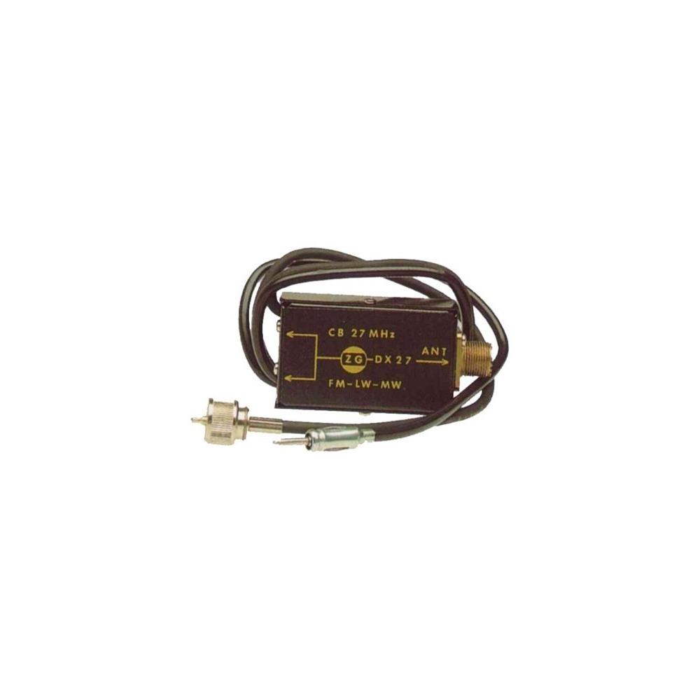 Splitter antena statie radio Zetagi DX27