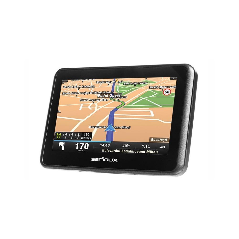 """Sistem de navigatie Serioux UrbanPilot UPQ430, diagonala 4.3"""""""