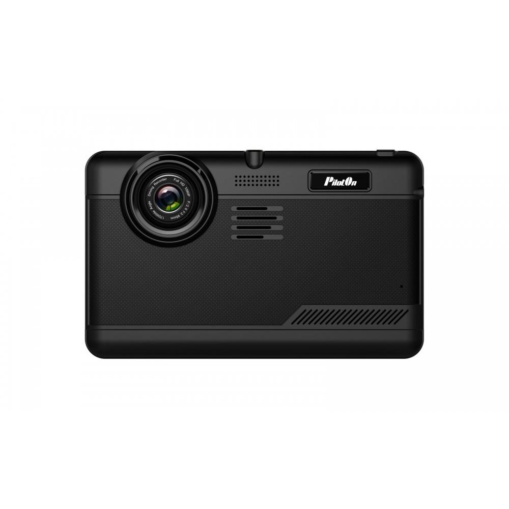 Sistem de navigatie GPS PilotOn H11 cu Camera DVR si Android