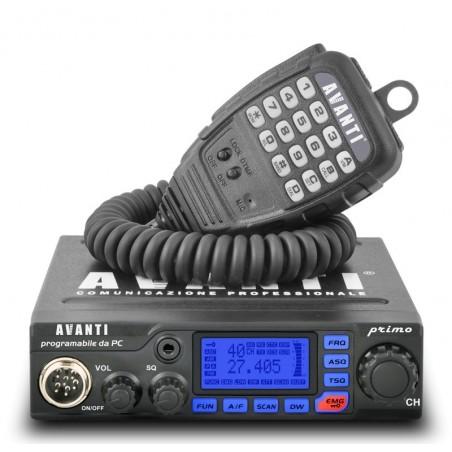 Statie radio CB Avanti Primo varianta Export 4-20W