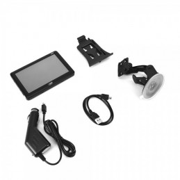 Sistem de navigatie portabil PNI L510 ecran 5 inch, 800 MHz, 256M DDR3, 8GB memorie interna, FM transmitter