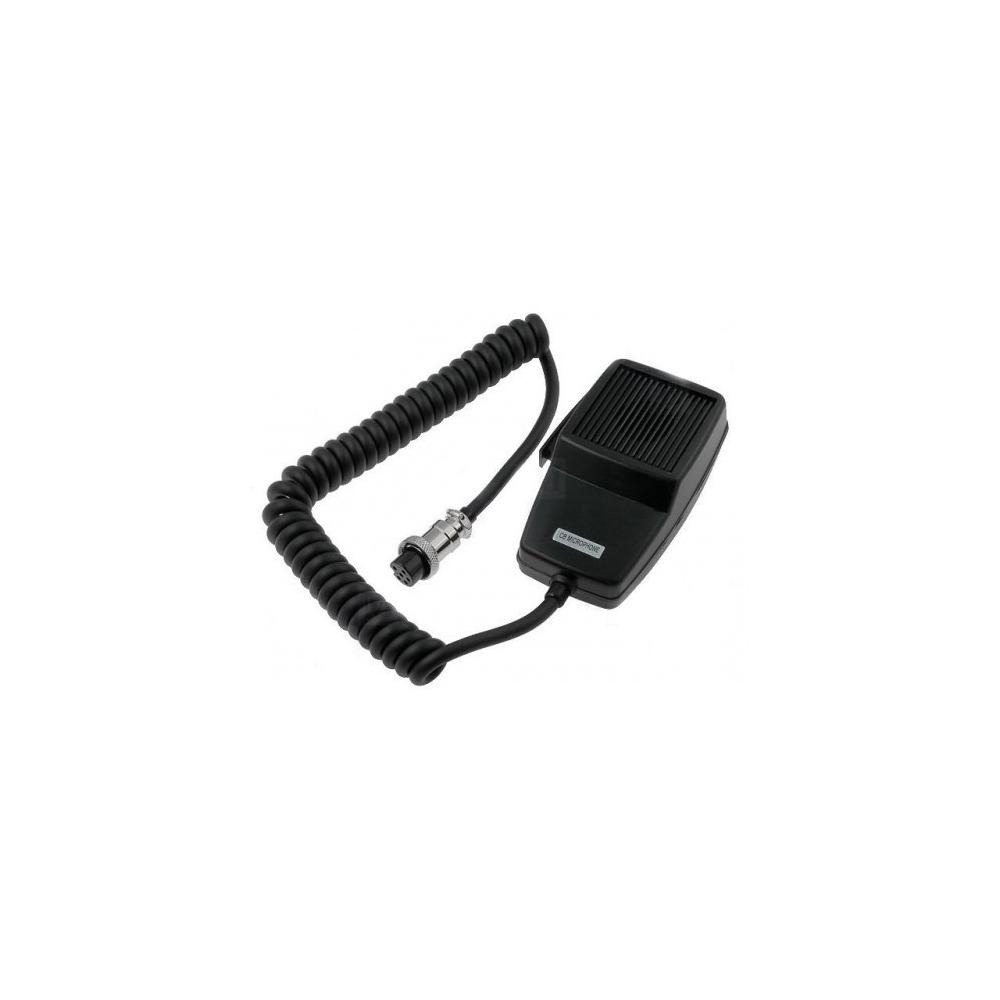Microfon statie radio, dinamic, Megawat, 6 pini