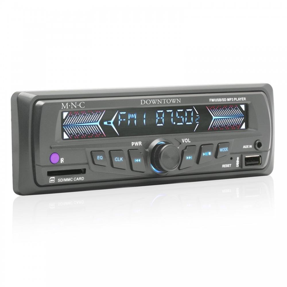 Radio MP3 Player auto MNC DownTown gri
