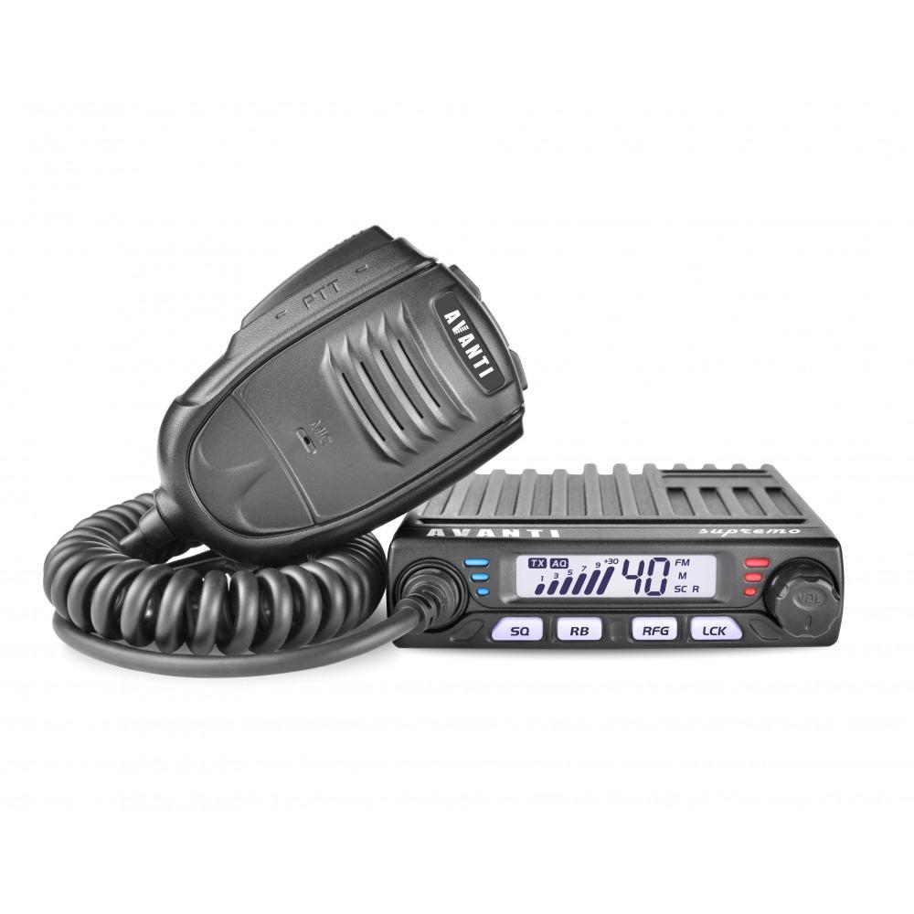 Statie radio CB Avanti Supremo 4-20W versiune export