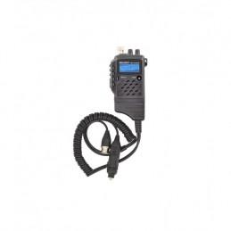 Statie radio portabila Megawat PRO-POWER putere de emisie reglabila 4W - 15W, pas de frecventa +5kHz, Megawat Radios UK.