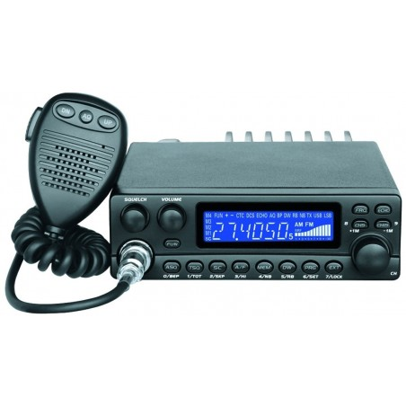 Statie radio CB AnyTone AT-5289 reglabila 4-60 W