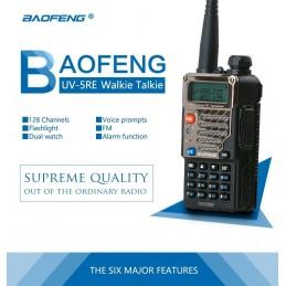 Statie radio portabila taxi BAOFENG UV-5RE DUALBAND VHF/UHF