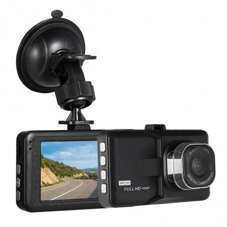 """Camera Auto DVR T616 Black Box 3"""", 1080p, FullHD, 170 grade"""