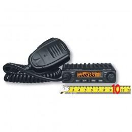 Statie radio CB Albrecht AE 6110, reglabila 4W-8W, 25W fixa