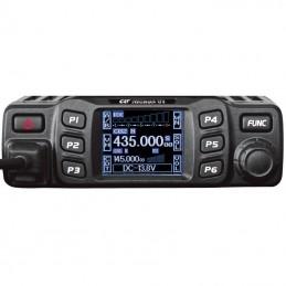 Statie radio radioamatori, taxi, CRT MICRON, DualBand VHF/UHF